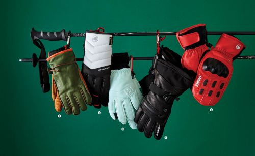 Five Favorite Gloves to Keep You Warm on the Slopes