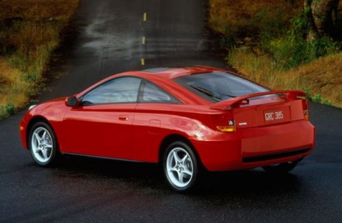 The Toyota Celica Could Be Making A Comeback So Let's Look At The Celica Family Tree