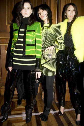 Balmain: Ready-to-Wear AW18