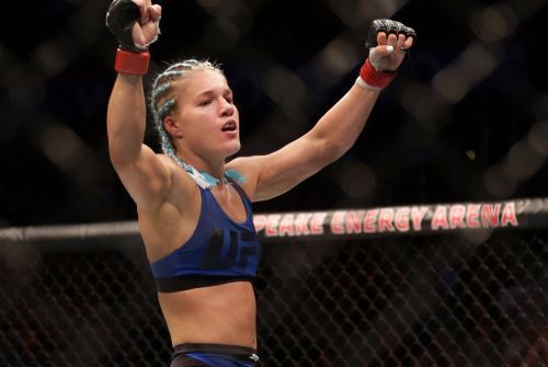 Felice Herrig vs. Michelle Waterson, Dominick Reyes vs. Ovince Saint Preux added to UFC 229