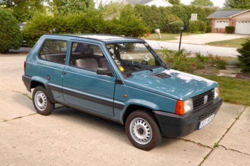 At $7,500, Could This Grey Market 1991 Fiat Panda 750 be a Small Miracle?