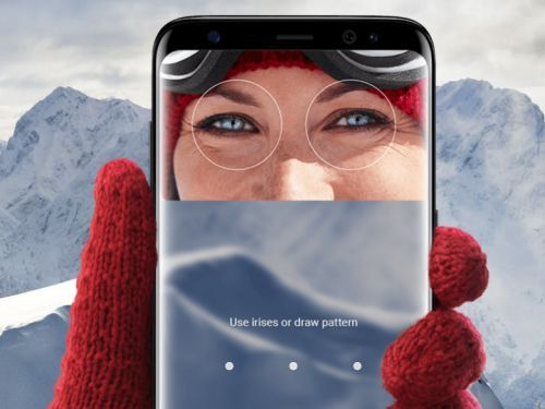 After months of keeping my phone unlocked, I tried the Galaxy S8's futuristic security features - here's what I thought