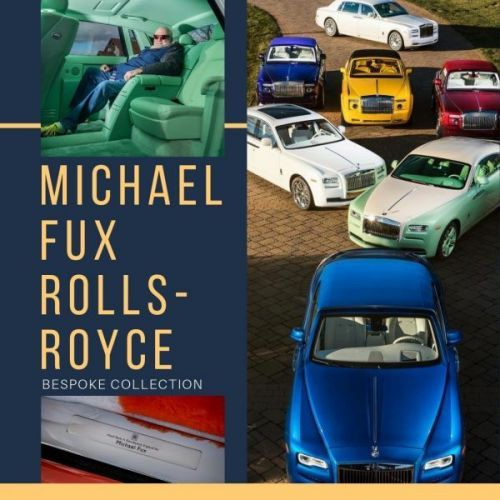 Michael Fux Rolls-Royce Bespoke Collection