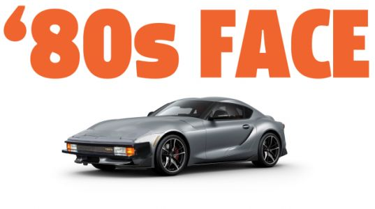 Modern Cars With Their 1980s Faces