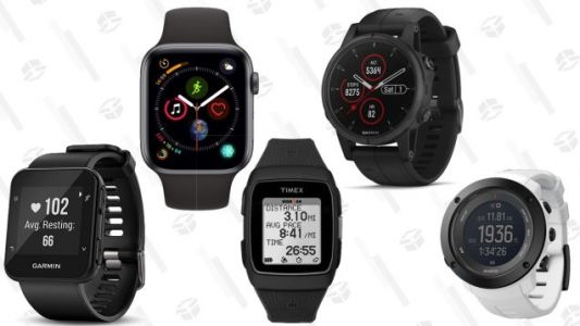 Five Great GPS Watches for All Types of Runners