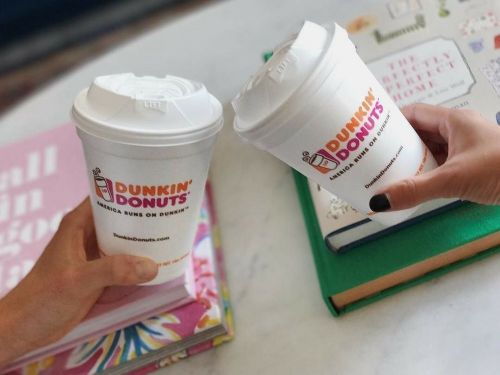 Brewed for Two: Dunkin' Donuts Celebrates National Coffee Day with Buy One Hot Coffee, Get a Second One Free Offer