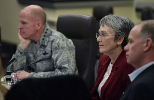 AF and civic leaders work to build stronger bases