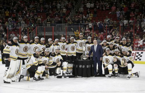 Here's when the Stanley Cup Final for the Bruins will begin