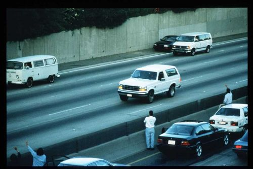 This Day in History: O.J. Simpson leads police on infamous Bronco chase