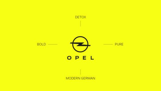 Opel Is Really, Really Proud Of Its 'New' Logo