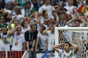 Stunned Germany hopes to avoid early World Cup exit