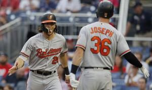 Soto's 2-run double carries Nationals past Orioles 4-2