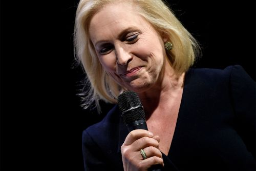 Gillibrand raises $3 million in first quarter