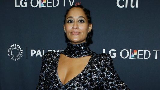 Tracee Ellis Ross Made This Chanel Sequin Dress Look Even Better Than It Did on the Runway