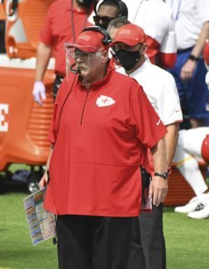 Chiefs could have defensive help back for game vs Ravens