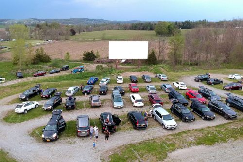 Scoring tickets to NYC drive-in movies is now a competitive sport