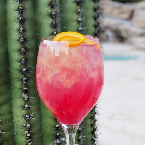 Cool Down with Summer Desert Cocktails