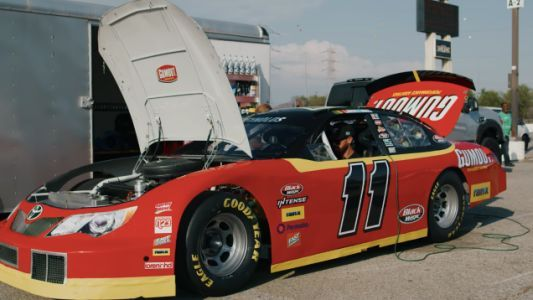 Buying an Old NASCAR Stock Car Seems Like a Good Idea