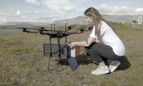 Flytrex raises $7.5 million to expand drone delivery to North Carolina