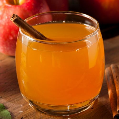 Easy Hot Spiced Apple Cider