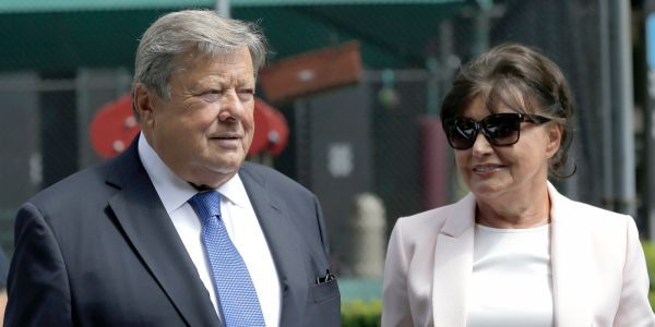 Melania Trump's parents were just sworn in as US citizens - and it's likely they relied on the same immigration process Donald Trump wants to end