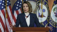 Nancy Pelosi Cancels Afghanistan Trip After Accusing Trump Of Leaking Travel Plans