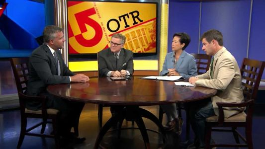 OTR: Roundtable discusses battle between President Trump, Pressley's 'squad'