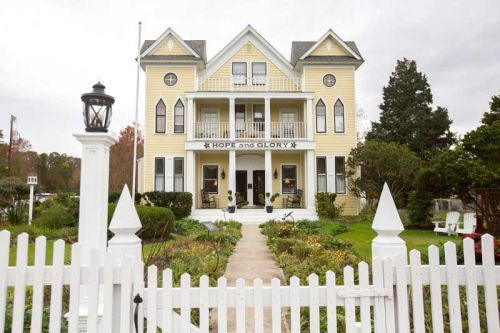 10 Romantic Virginia Getaways for Elopements