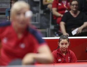 11-year-old Hursey has success on Commonwealth Games debut