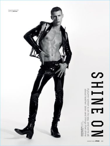 Shine On: Augusta Alexander, Julian Schneyder + More Rock Leather & Latex for Attitude
