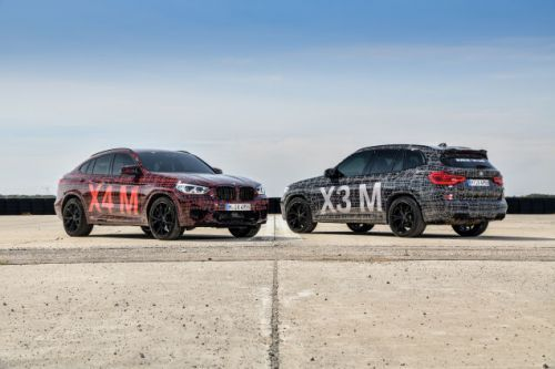 BMW Introduces New X3 M and X4 M AtNürburgring DTM Weekend