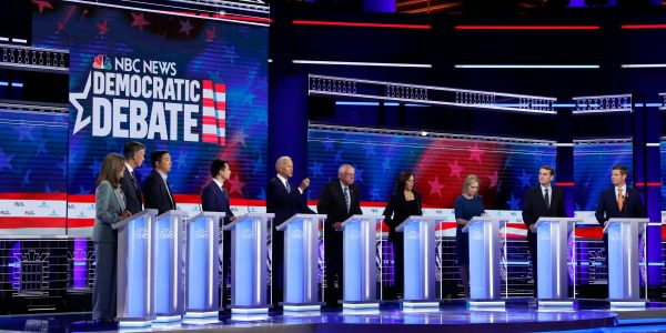 The US economic expansion is the longest ever. Here's how the top 5 Democratic candidates plan to keep it alive