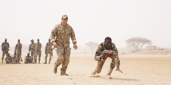 Senators were shocked to learn the US has 1,000 troops in Africa - but the Pentagon just said the total is actually over 6,000