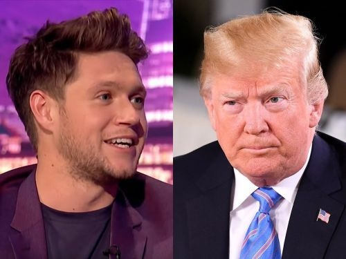 Niall Horan says Trump once tried to punish One Direction for refusing to take a photo with his lawyer's daughter
