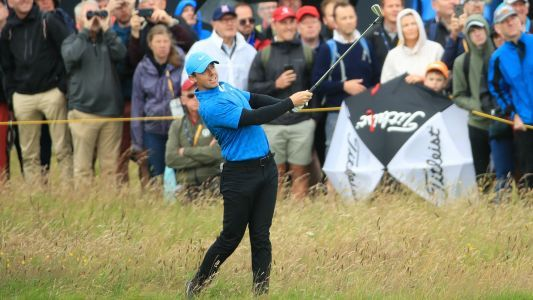 British Open 2019: Rory McIlroy starts with disastrous quadruple-bogey eight