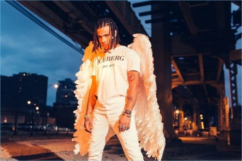 Vic Mensa Fronts Iceberg Spring '18 Campaign