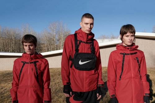 Matthew M Williams and Nike Present Outdoor-Inspired Series 003 Collection