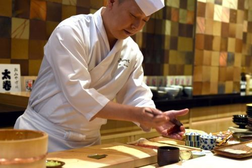 Masaki Saito's Aged Sushi Will Change Your Palate Forever