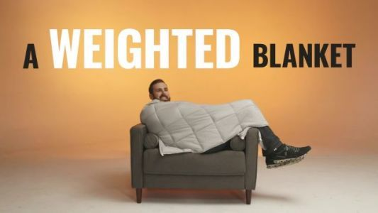The Weighted Blanket That Started the Trend Is Finally On Sale, Including a 25 Pounder