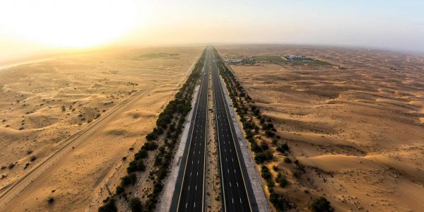 Where the Open Road Calls: Drive These Epic Middle East and Africa Road Trips