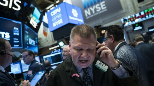 Dow Plummets More Than 600 Points