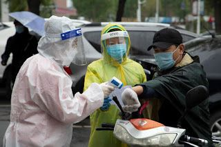 China reports 11 new mainland COVID-19 cases vs three a day earlier