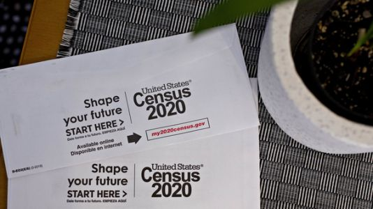 For Skipping The Census, Homes In These 6 Places Get Door Knocks First