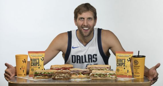 Which Wich Superior Sandwiches Launches HoopsWithDirk Sweepstakes to Win Shoot-Around with Dirk Nowitzki