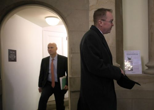Mick Mulvaney's crusade against protecting working folk from financial scams kicks into overdrive