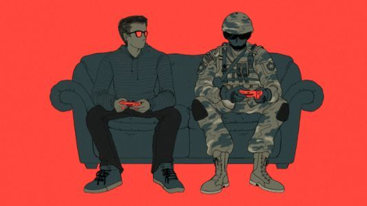 The U.S. Army Has A New Plan To Recruit Gamers