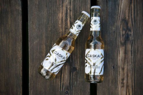 Drink of the Week: Caskai Sparkling Cascara Infusion