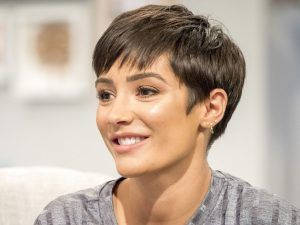Frankie Bridge Opens Up About Battling Anxiety And How Freddie Flintoff Helped Her Through It