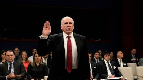 Former CIA Director Brennan lied to Congress about Steele Dossier, IG report reveals