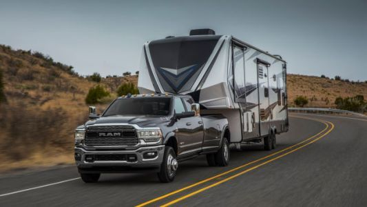 Ram Claims the 2019 Heavy Duty's Auto Braking Will Work While Towing 35,000 Pounds
